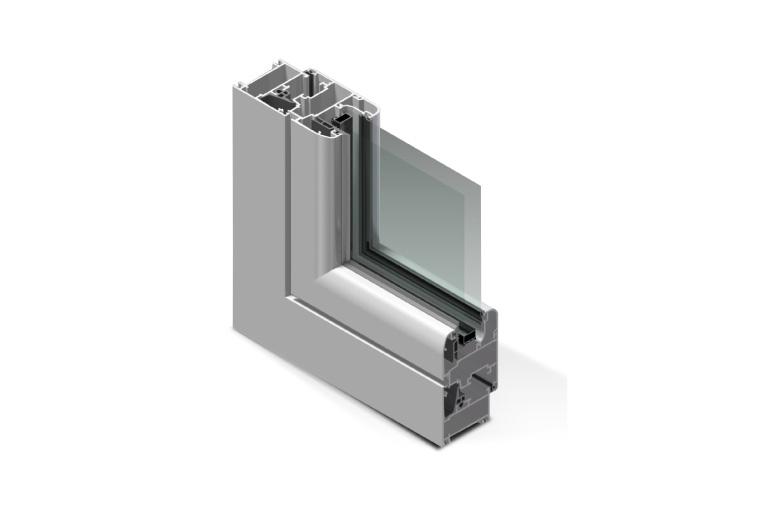 Infissi in alluminio – cx450