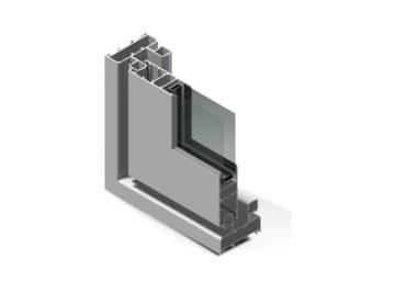 Infissi in alluminio - e700