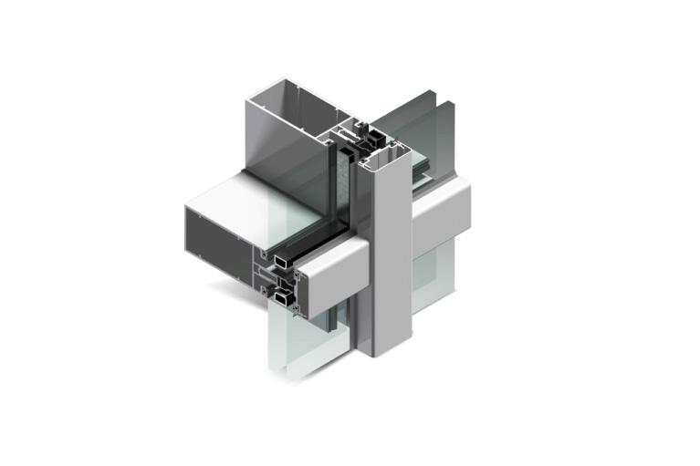 Infissi in alluminio – ew500