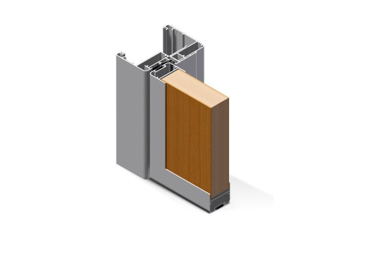 Infissi in alluminio – px450