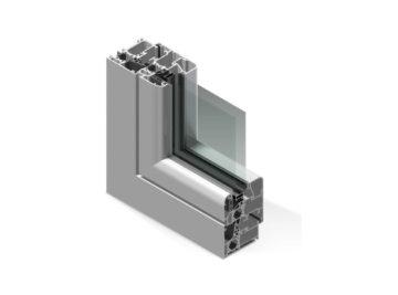 Infissi in alluminio - cx600