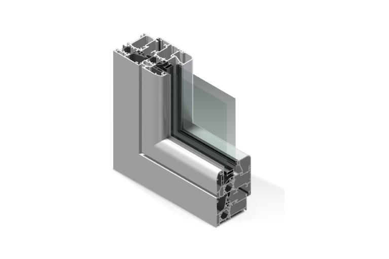 Infissi in alluminio – cx600