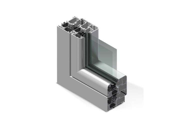 Infissi in alluminio – cx700