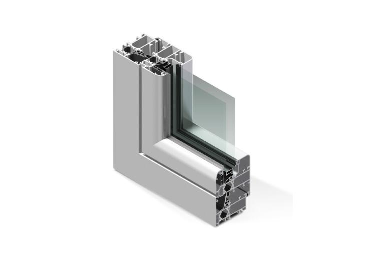 Infissi in alluminio – rx600