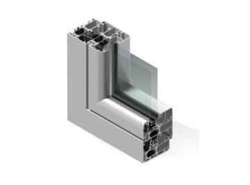 Infissi in alluminio - rx7001