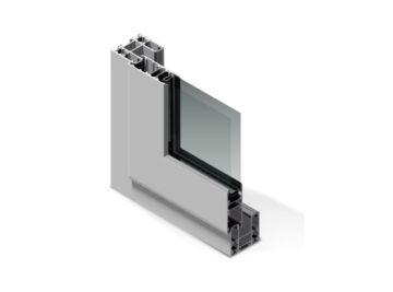 Infissi in alluminio - sx700