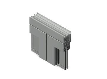 Infissi in alluminio - vl450