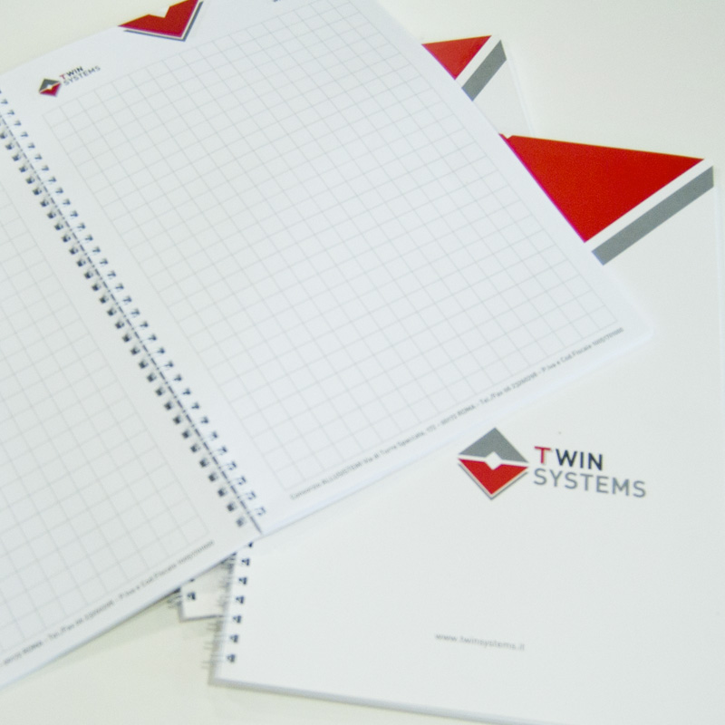 Block notes di Twin Systems
