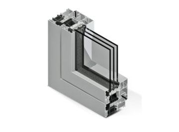 Infissi in alluminio - cx850ph