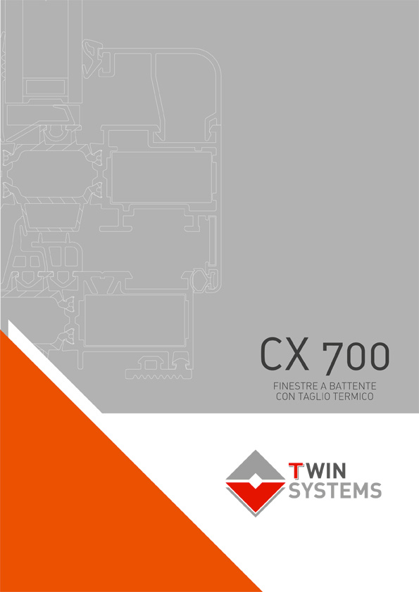 Catalogo tecnico - cx700