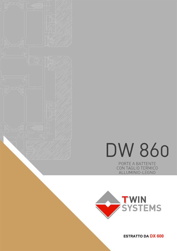Catalogo tecnico - dw860