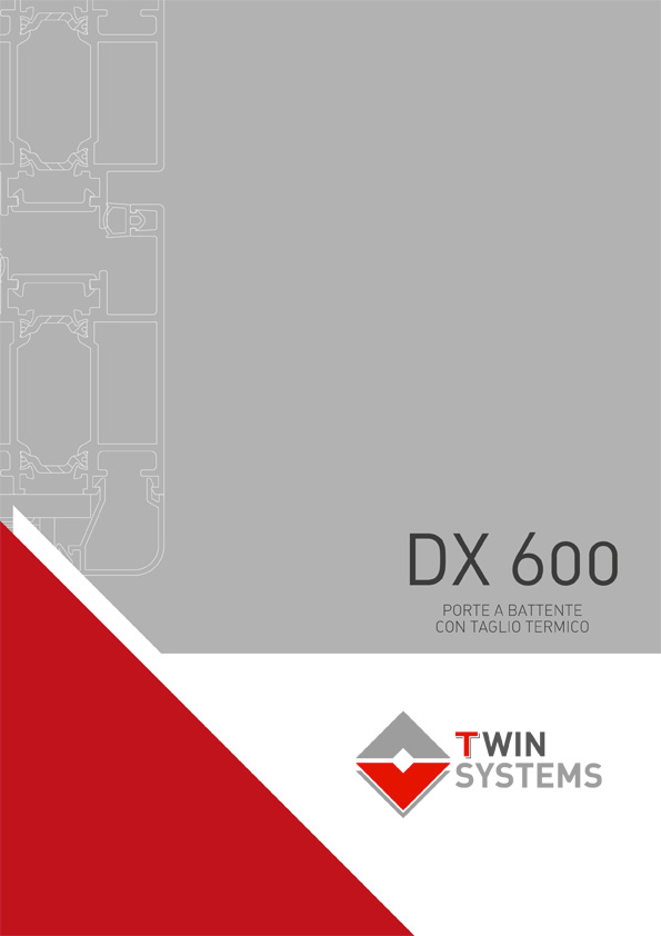 Catalogo tecnico - dx600