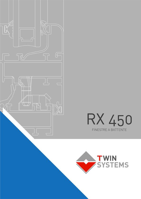 Catalogo tecnico - rx450