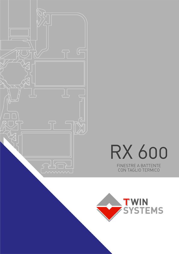 Catalogo tecnico - rx600