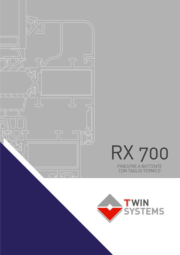 Catalogo tecnico - rx700