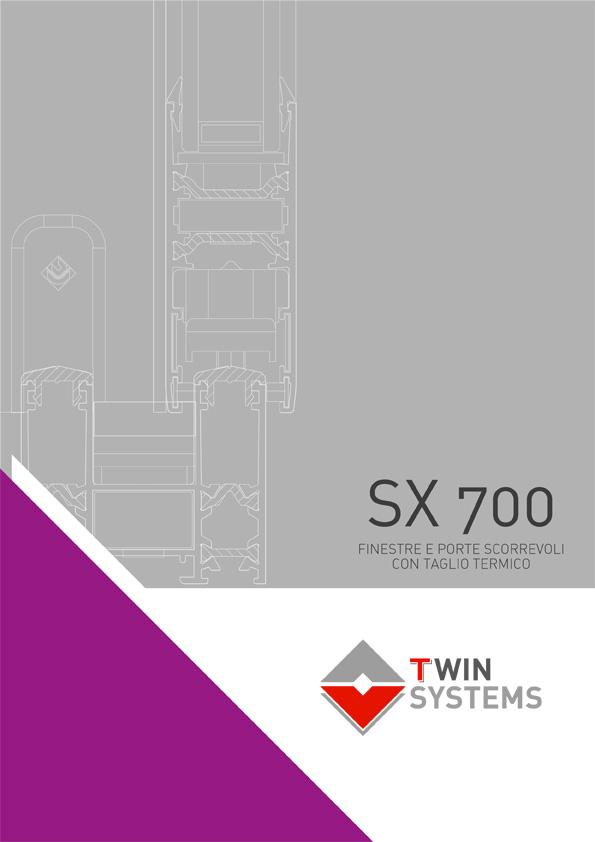Catalogo tecnico - sx700