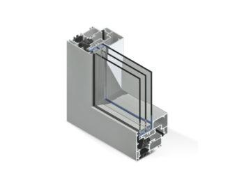 Infissi in alluminio - cx700as