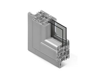 Infissi in alluminio - cx Elegance