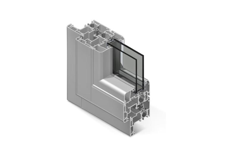 Infissi in alluminio – cx Elegance