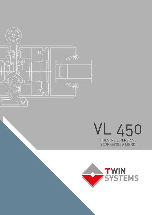Catalogo tecnico - Twin VL450