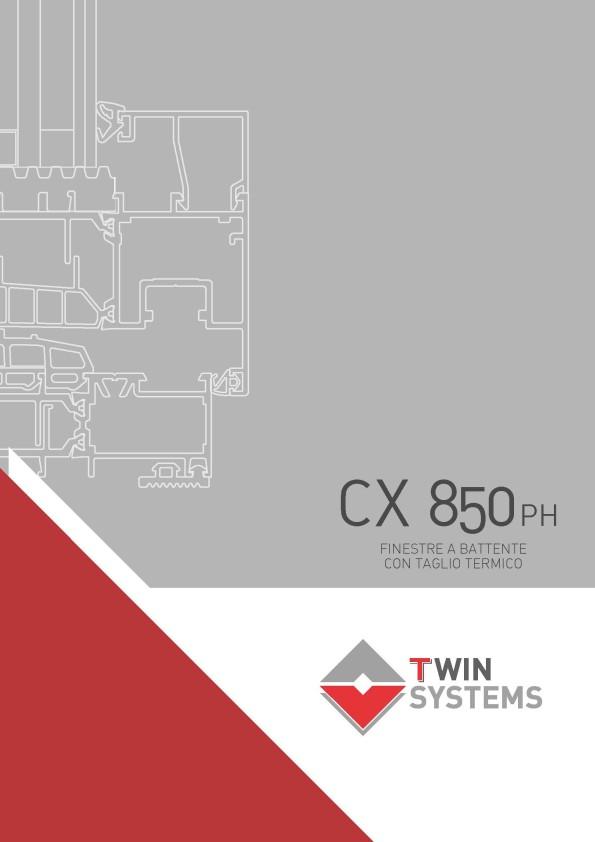 Catalogo tecnico - cx850ph