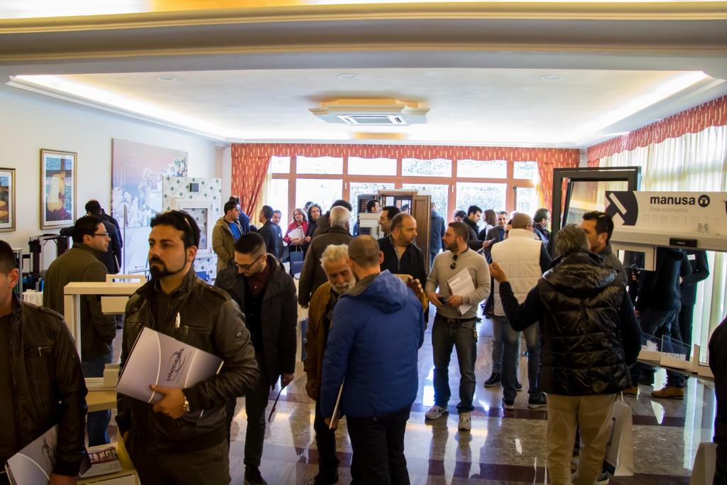 Meeting Italbacolor 19 marzo 2016 – sala principale