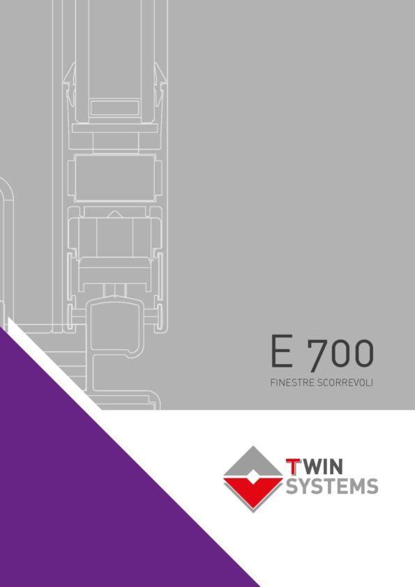 Catalogo tecnico - e700