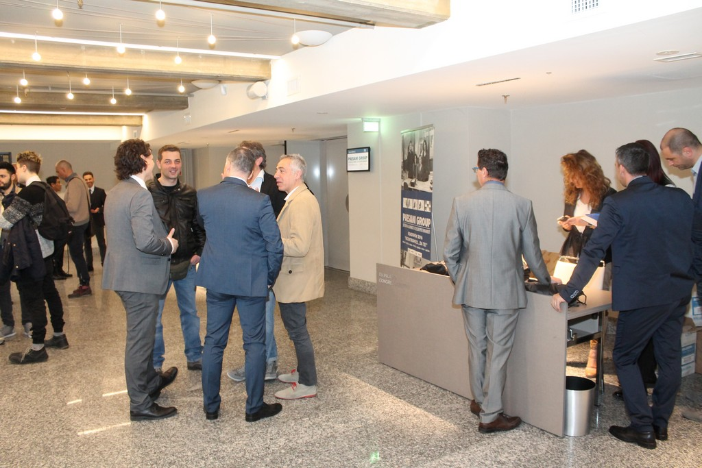 Roadshow Paesani Group – vista generale