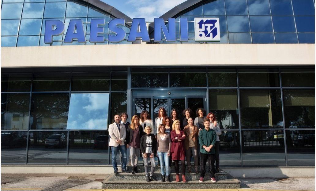 Roadshow Paesani Group – una foto del gruppo