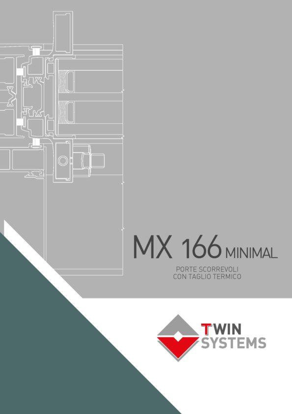 Catalogo tecnico - mx166 minimal