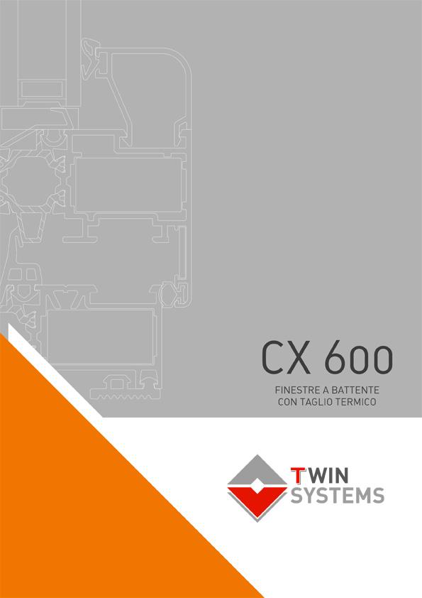 Catalogo tecnico - cx600