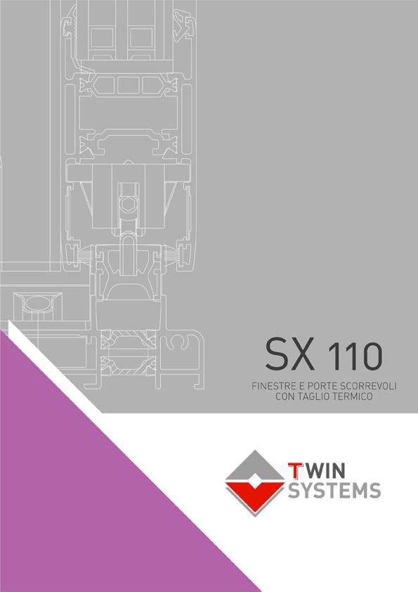 Catalogo tecnico - sx110