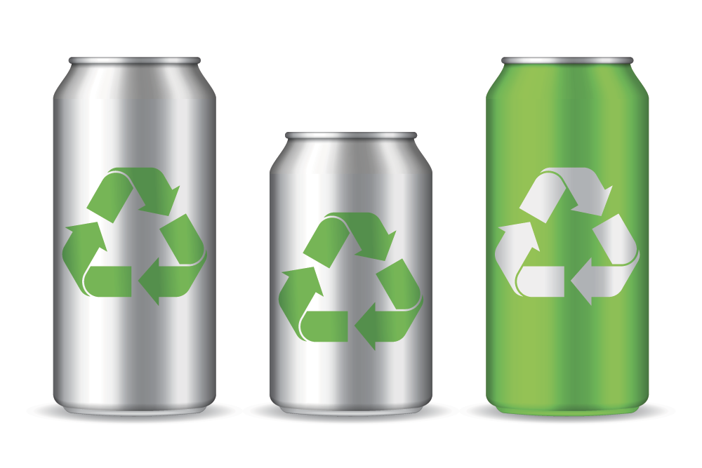 Alluminio, perché e come si ricicla.