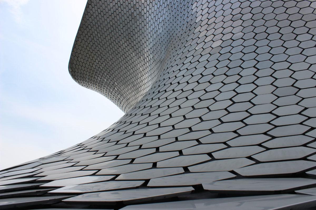 Soumaya Museum: il museo dalle forme fluide ispirate alla natura.
